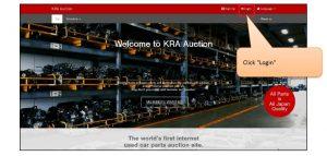 KRA auction top